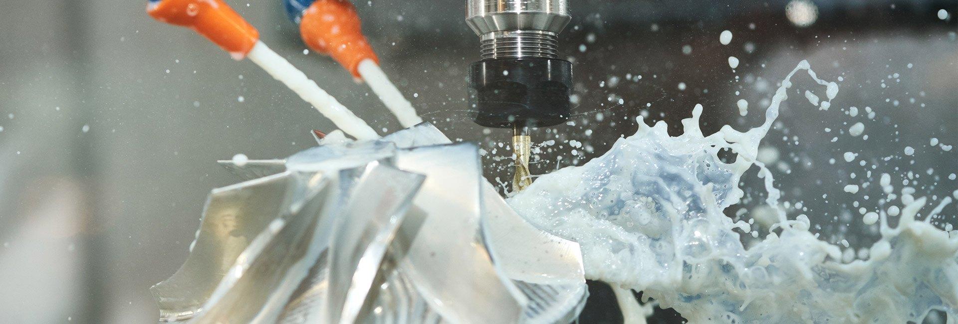 Proteção NANO inibidora de corrosão multi metais. - Previne oxidação das peças em processo.